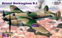 Valom 1/72 Model Kit 72032 Bristol Buckingham
